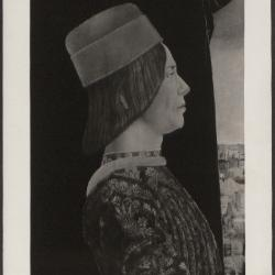 Image for K0408 - Art object record, circa 1930s-1950s