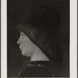 Image for K1245 - Art object record, circa 1930s-1950s