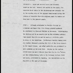 Image for K0413 - Alan Burroughs report, circa 1930s-1940s