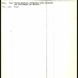 Image for K0086 - Work summary log, 1942-1943