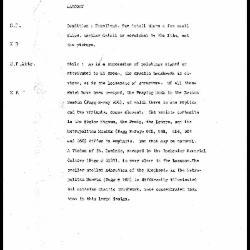 Image for K1413 - Alan Burroughs report, circa 1930s-1940s
