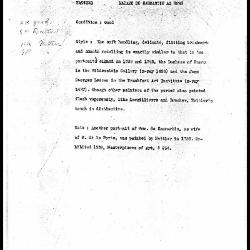 Image for K1395 - Alan Burroughs report, circa 1930s-1940s