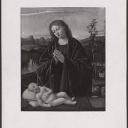 Image for K0287 - Art object record, circa 1930s-1950s