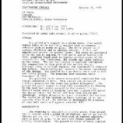 Image for K1413 - Examination summary, 1987