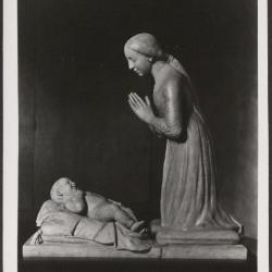 Image for K1254 - Art object record, circa 1930s-1950s