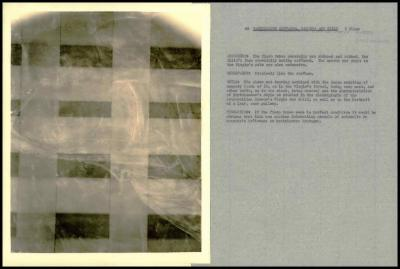 Image for K0045 - Alan Burroughs report, circa 1930s-1940s