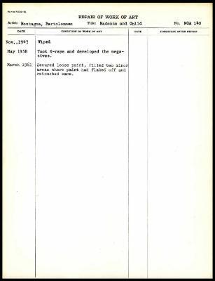Image for K0045 - Work summary log, 1943-1961