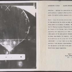 Image for K1347 - Alan Burroughs report, 1947