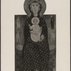 Image for K1347 - Art object record, circa 1930s-1950s