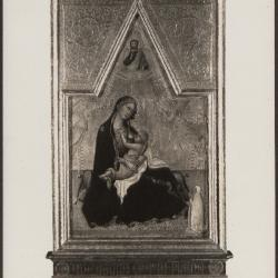 Image for K0023 - Art object record, circa 1930s-1950s