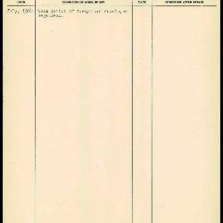 Image for K1835 - Work summary log, 1966