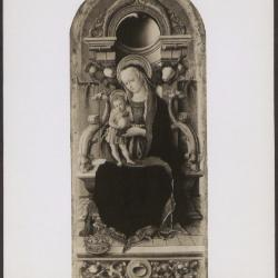 Image for K1383 - Art object record, circa 1930s-1950s