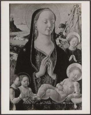 Image for K0241 - Art object record, circa 1930s-1950s