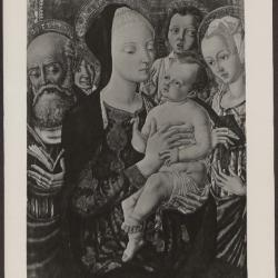 Image for K0517 - Art object record, circa 1930s-1950s