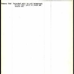 Image for K1363 - Work summary log, 1946