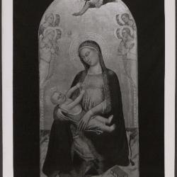 Image for K1363 - Art object record, circa 1930s-1950s