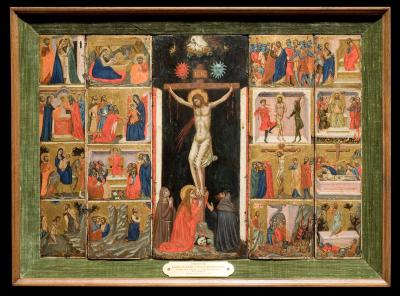 Image for Tabernacle with Scenes from the Life of Christ