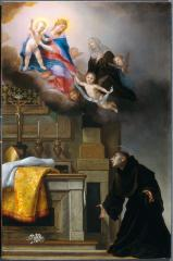 Image for The Vision of Saint Louis of Toulouse