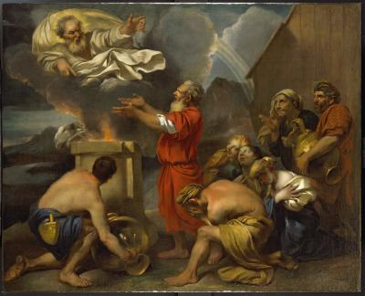 Image for The Offering of Noah or Noah's Offering