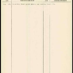 Image for K1956 - Work summary log, 1967