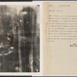 Image for K0531 - Alan Burroughs report, circa 1930s-1940s