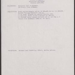 Image for K1428 - Art object record, circa 1930s-1950s
