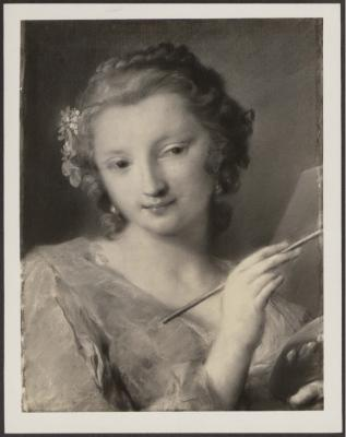 Image for K0272 - Art object record, circa 1930s-1950s