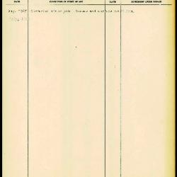 Image for K1428 - Work summary log, 1967