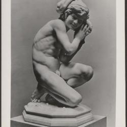Image for K1259A - Art object record, circa 1930s-1950s
