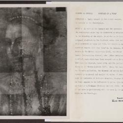 Image for K0421 - Alan Burroughs report, circa 1930s-1940s