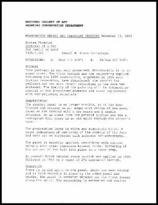 Image for K1080 - Examination summary and treatment proposal, 2006