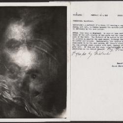Image for K0215 - Alan Burroughs report, circa 1930s-1940s
