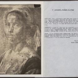 Image for K0049 - Alan Burroughs report, circa 1930s-1940s