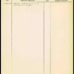 Image for K1526 - Work summary log, 1966