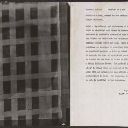 Image for K0331 - Alan Burroughs report, circa 1930s-1940s