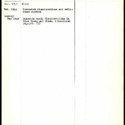 Image for K0313 - Work summary log, 1943-1949