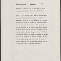 Image for K1539 - Alan Burroughs report, circa 1930s-1940s