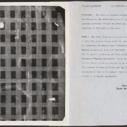 Image for K1302 - Alan Burroughs report, circa 1930s-1940s