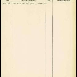 Image for K1359 - Work summary log, 1961