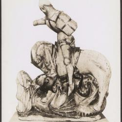Image for K1377 - Art object record, circa 1930s-1950s