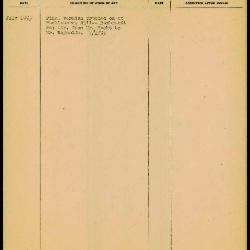 Image for K1896 - Work summary log, 1953