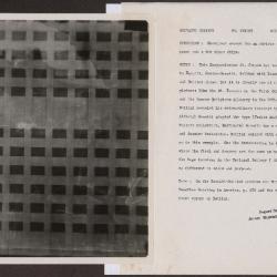 Image for K0406 - Alan Burroughs report, circa 1930s-1940s