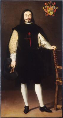 Image for Portrait of Don Diego Félix de Esquivel y Aldama