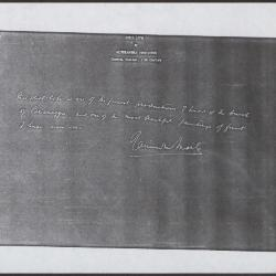 Image for K0306 - Expert opinion by Marle, circa 1920s-1930s