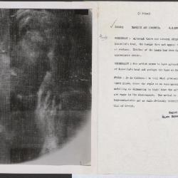 Image for K1131 - Alan Burroughs report, circa 1930s-1940s