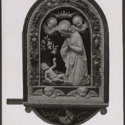 Image for K1403 - Art object record, circa 1930s-1950s