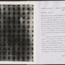Image for K0545 - Alan Burroughs report, circa 1930s-1940s