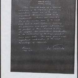 Image for K0288 - Expert opinion by Suida, 1934