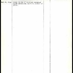 Image for K0412 - Work summary log, 1941