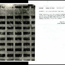 Image for K0264 - Alan Burroughs report, circa 1930s-1940s